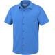 Columbia Triple Canyon SS Shirt Men super blue heather